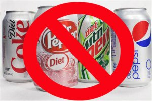 Say No to Diet Soda